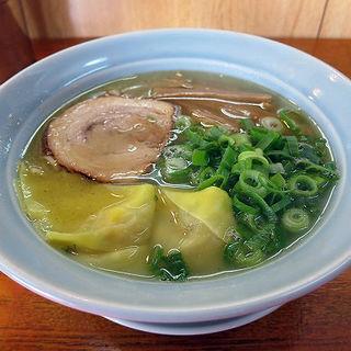 煮干中華そば(鴫野食堂 (シギノショクドウ))