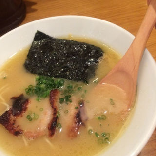 鶏ポタラーメン(鶏ポタ ラーメン THANK (サンク))