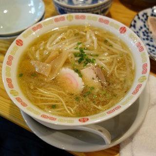 特製チキンラーメン(鶏焼肉東京 本店 )
