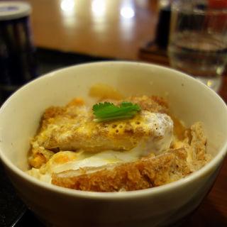 ミニカツ丼(鶴兵衛 )