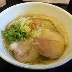塩そば(鶴麺 鶴見本店 (つるめん))