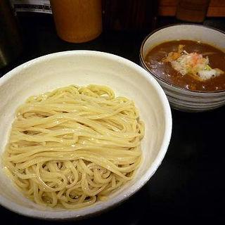 牛スジカレーつけそば(鶴麺 鶴見本店 (つるめん))