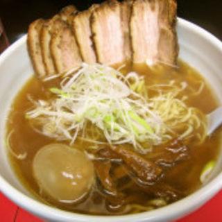 チャーシュー玉子(麺 えどや )