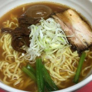 玉子ラーメン(麺 えどや )