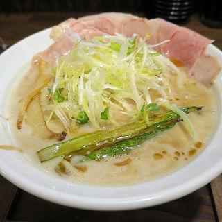 海老パイタン(麺 チキンヒーロー 甲東園店 )