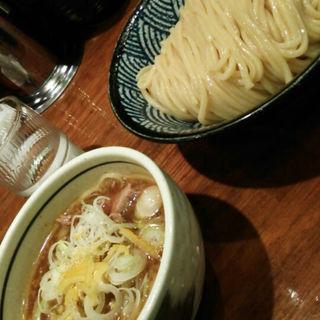 チャーシューつけ麺(麺 一直 )