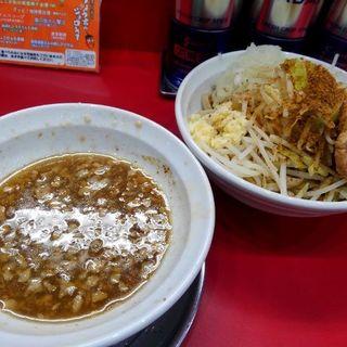 麺でるつけ麺(ニンニク、魚粉、玉ねぎ)(麺でる 帝京大塚店 )