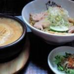 鶏ドロつけ麺(麺のようじ (【旧店名】大阪拳))