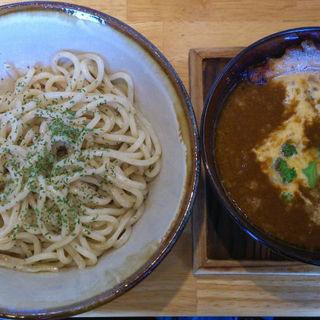 デミみそつけ麺 (麺の樹 ぼだい )