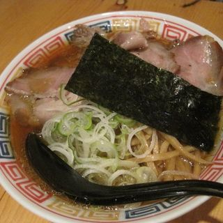 肉増し醤油ラーメン(麺ハウス こもれ美 )
