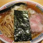 醤油ラーメン(麺ハウス こもれ美 )