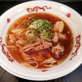 稲庭中華そば(麺や 七彩)