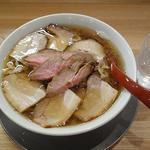 肉ラーメン(醤油)