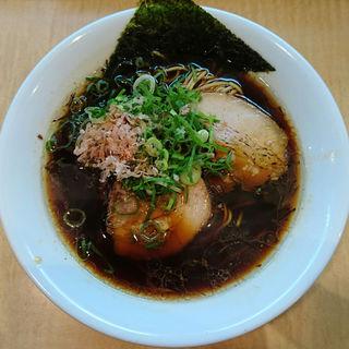 醤油ラーメン(麺や 向日葵 (めんや ひまわり))