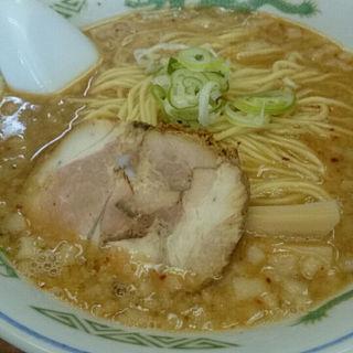 福三(ふくさん)ラーメン(麺や 福座 (フクゾ))