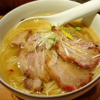 味玉つけ麺(麺やひだまり )