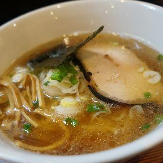 中華そば(醤油)(麺や燦虎)