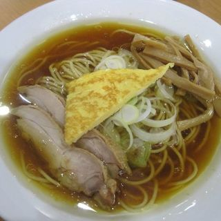 クラシック鶏そば(麺や遊大 )