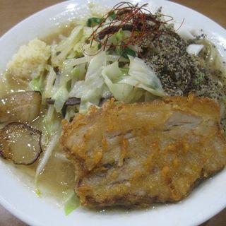 漢(おとこ)タンメン(麺や遊大 )