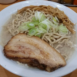 背脂ニボぶと麺(麺や遊大 )