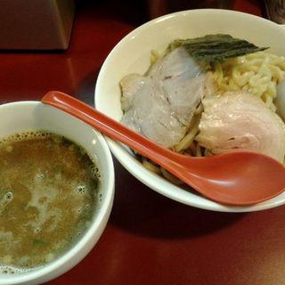 麺一盃豚骨魚介醤油つけ麺(麺一盃 )