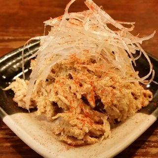 鶏ポンズ(麺乃家 (めんのや))