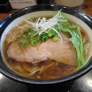 麺乃家元味(しょうゆ)(麺乃家 (めんのや))