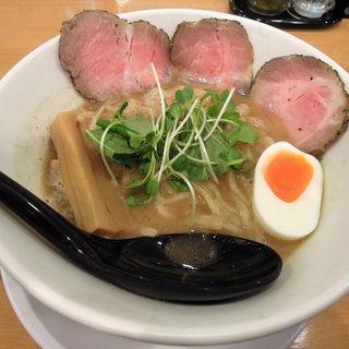 新中華そば大(麺人 ばろむ庵 )
