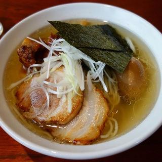 特製塩ラーメン(麺処 くろ川 )