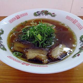 しょうゆラーメン(麺処 天天)
