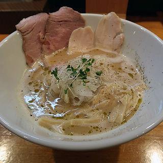 鶏白湯 BASIC(麺処 飯田家)