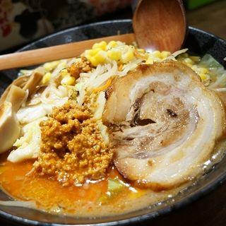野菜たっぷり味噌タンメン(麺処たちばな )