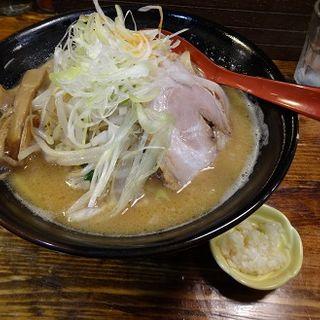 味噌ラーメン(麺処花田神田店)