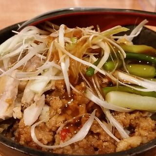 あんかけ豚丼(麺匠 中うえ  )