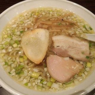 塩らーめん(麺匠ぼんてん )