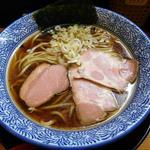 醤油そば(麺匠而今 (ジコン))