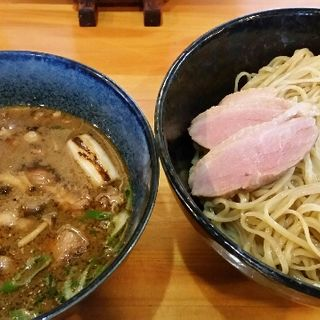 鴨蒸籠風つけ麺(麺哲支店 麺野郎 )