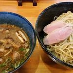 鴨蒸籠風つけ麺