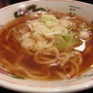 かけそば(麺喰い メン太ジスタ )
