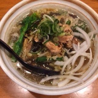 めかぶタンメン(麺場 Voyage (ボヤージュ))
