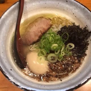 ラーメン(麺場 Voyage (ボヤージュ))