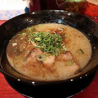 タマユラーメン(麺家 秋道)