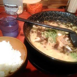味噌バターラーメン(麺家 秋道)