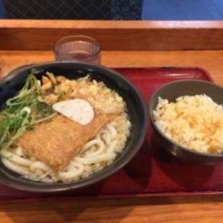 朝定食(麺家プラス さがの (麺家+さがの))