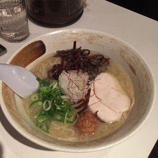 濃厚鶏白湯らーめん(麺屋 こいけ )