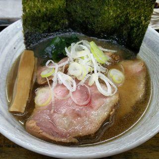 煮干し中華そば(麺屋 よしすけ )