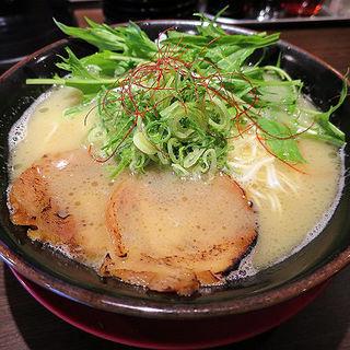 麺屋特製らうめん(塩)(麺屋 らうめん 千林店)
