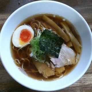 しょうゆ新味(麺屋 一八 (めんや・いっぱち))