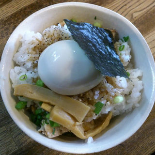味玉飯(麺屋 一八 (めんや・いっぱち))