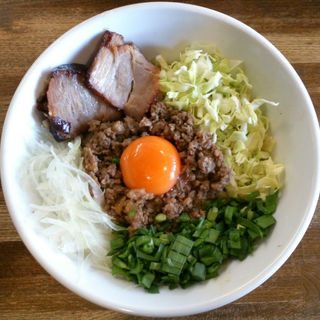油そば(麺屋 一八 (めんや・いっぱち))